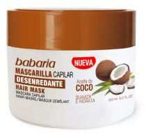 Babaria Moisturising Coconut Hair Mask Conditioner 250ml